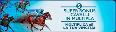 Promo Super Cavalli in Multipla